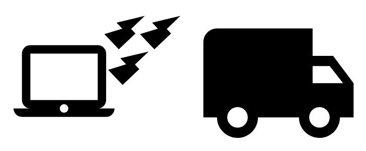 出荷業務の効率化には倉庫との協力関係が必要