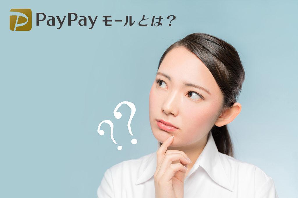 PayPay(ペイペイ)モールとは?