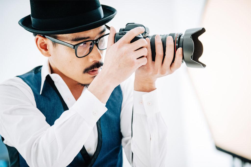 物撮りはプロのカメラマンに依頼しよう