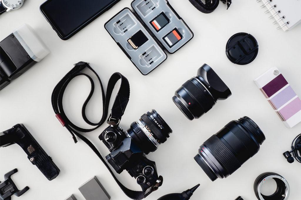 物撮りに必要なアイテムや機材