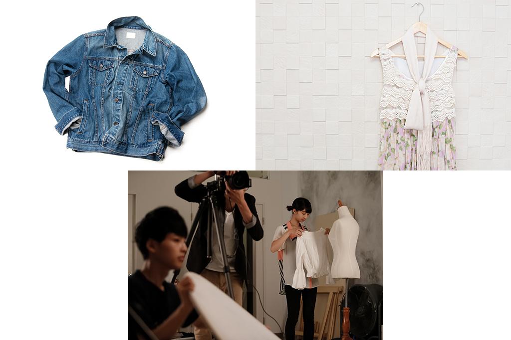 ファッションアイテムにはどんな撮影が必要か