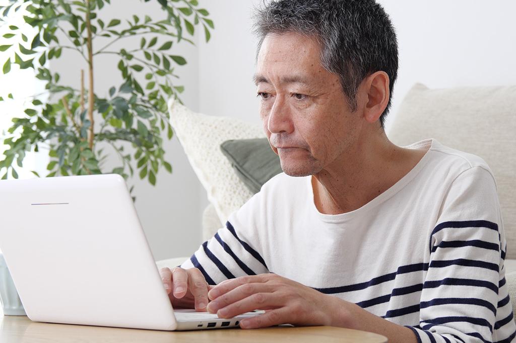 シニアがネットショッピングを利用する理由